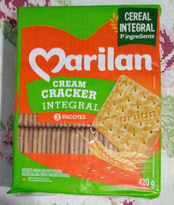Cream Cracker integral - Produto - pt