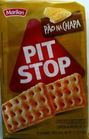 Pit stop sabor pão na chapa - Product