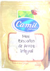 Mini Biscoitos de Arroz Integral Camil Natural - Product
