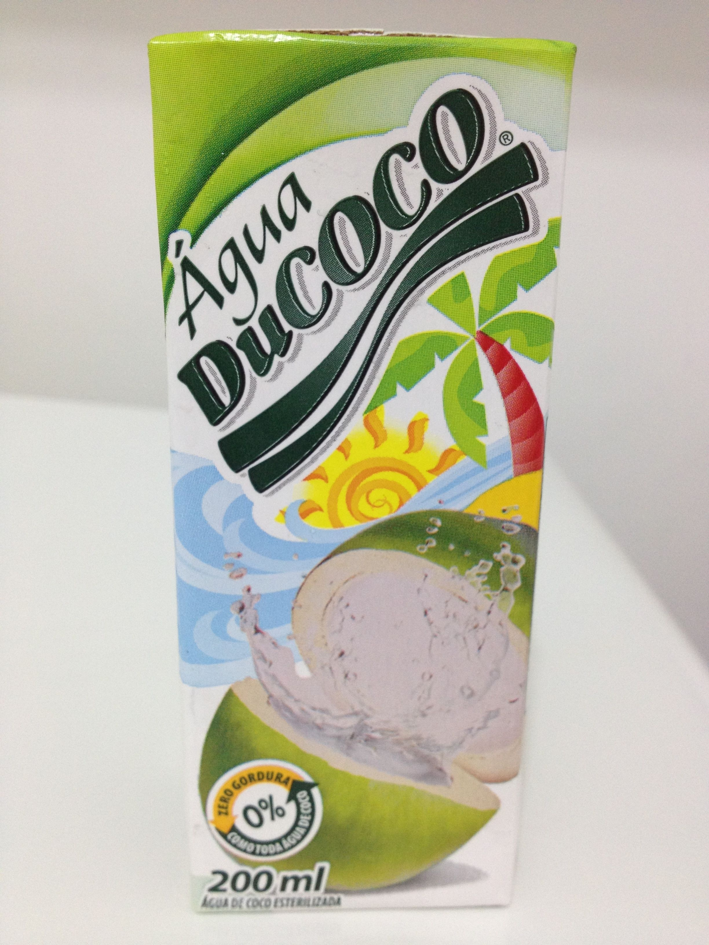 Água de coco - Product - pt