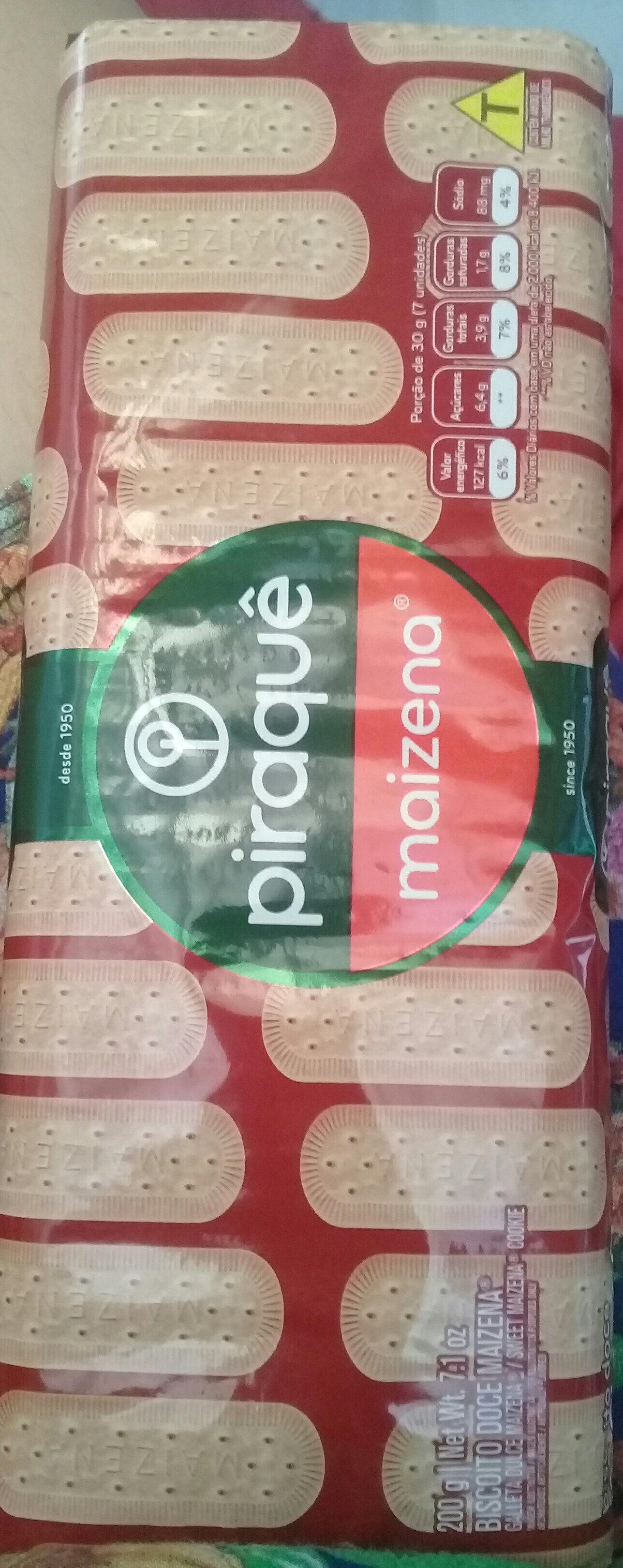 Biscoito doce maizena - Produto - pt