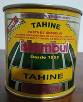 Tahine - Produto - pt