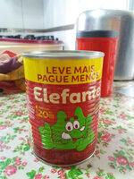 Massa Tomate Elefante - Produto - pt