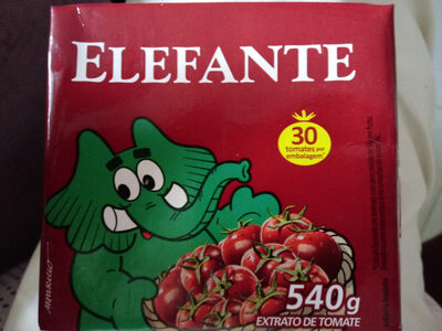 Extrato de tomate - Produit