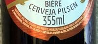 Bière - Ingrédients