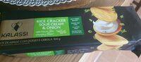 Kalasi sor cream onion - Produto - fr