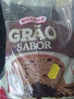 pão de grão com sabor - Produto
