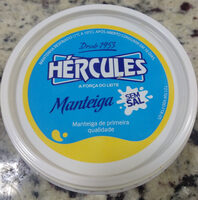 Manteiga sem sal - Produto - pt