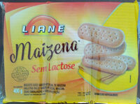 Biscoito doce sabor artificial de maizena - Produto