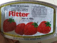 Geleia de morango - Produit