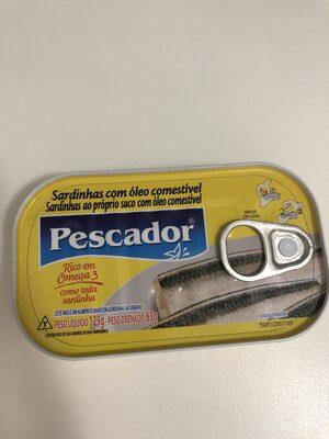 Sardinhas com óleo comestível - Produto - pt