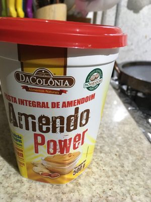 Amendo Power - Product