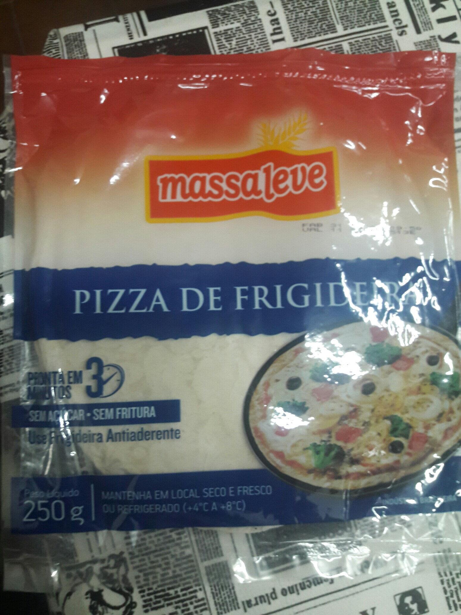 Pizza de Frigideira - Produit