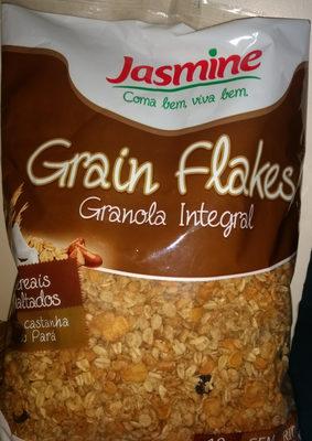 Grain Flakes granola integral - Produto - pt
