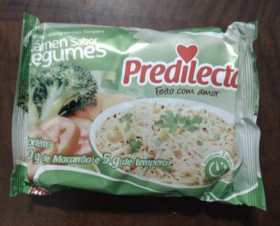 Lámen sabor Legumes - Produit - pt