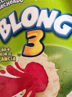 Blong 3 - Chicle de bola relleno - Product