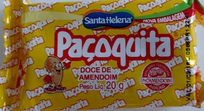 Paçoquita - Product