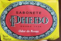 phebo sabonete - Product