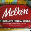 Chocolate meio amargo Melken - Product