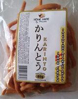 Karinto salgadinho de trigo frito sabor cebola - Produto - pt