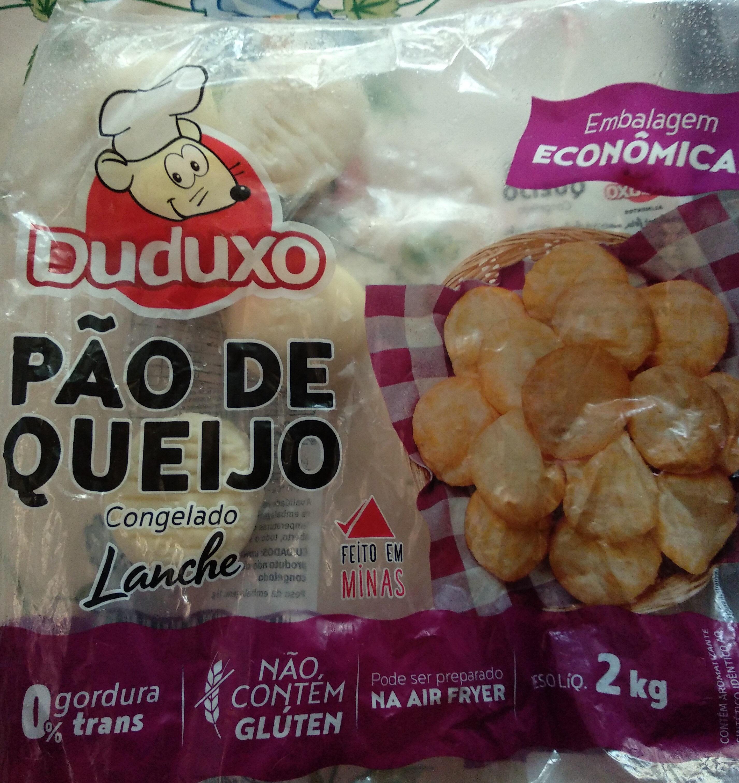 Pão de queijo congelado - Produto - pt