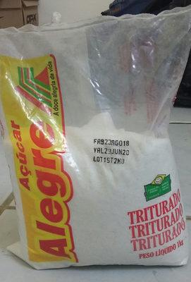 açúcar alegre - Produto - pt