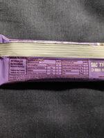 Deli -  Mousse de Chocolate - Informação nutricional - pt