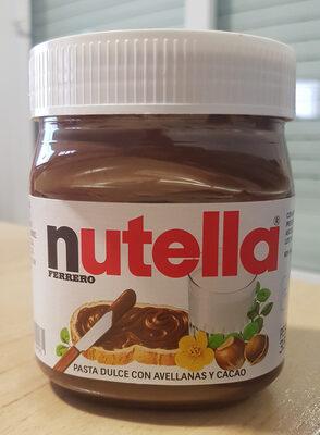 Nutella - Produto - es