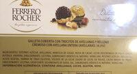 Ferrero rocher - Ingrédients