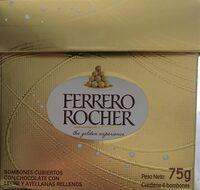 Ferrero rocher - Producte - es