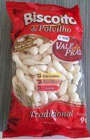 Biscoito de Polvilho - Produto - fr