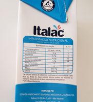 italac - Ingredients - pt