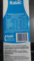 italac - Informação nutricional - pt