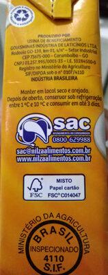 Leite Condensado Semidesnatado - Produto - pt