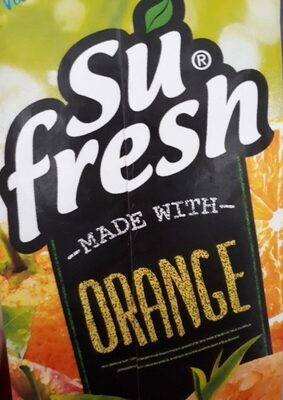 Su Gresh orange - Produto - fr