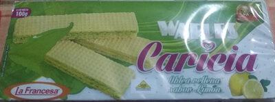 Wafles Caricia - Produit - es