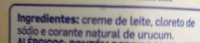 manteiga - Ingredientes - en