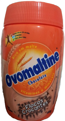 Ovomaltine Flocos Crocantes - Product