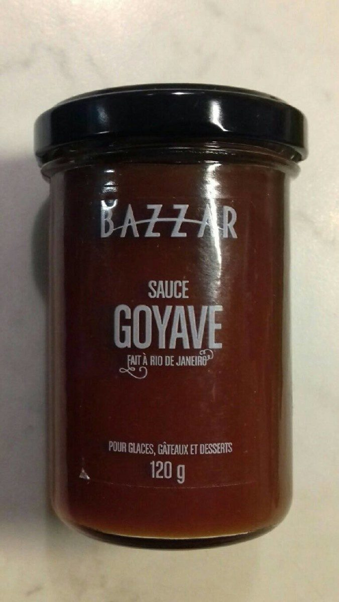 Sauce Goyave - Produto - fr