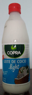Leite de coco light - Produto - pt