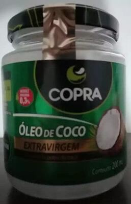 Oleo De Coco Ex. Virgem 200ML - Copra - Product