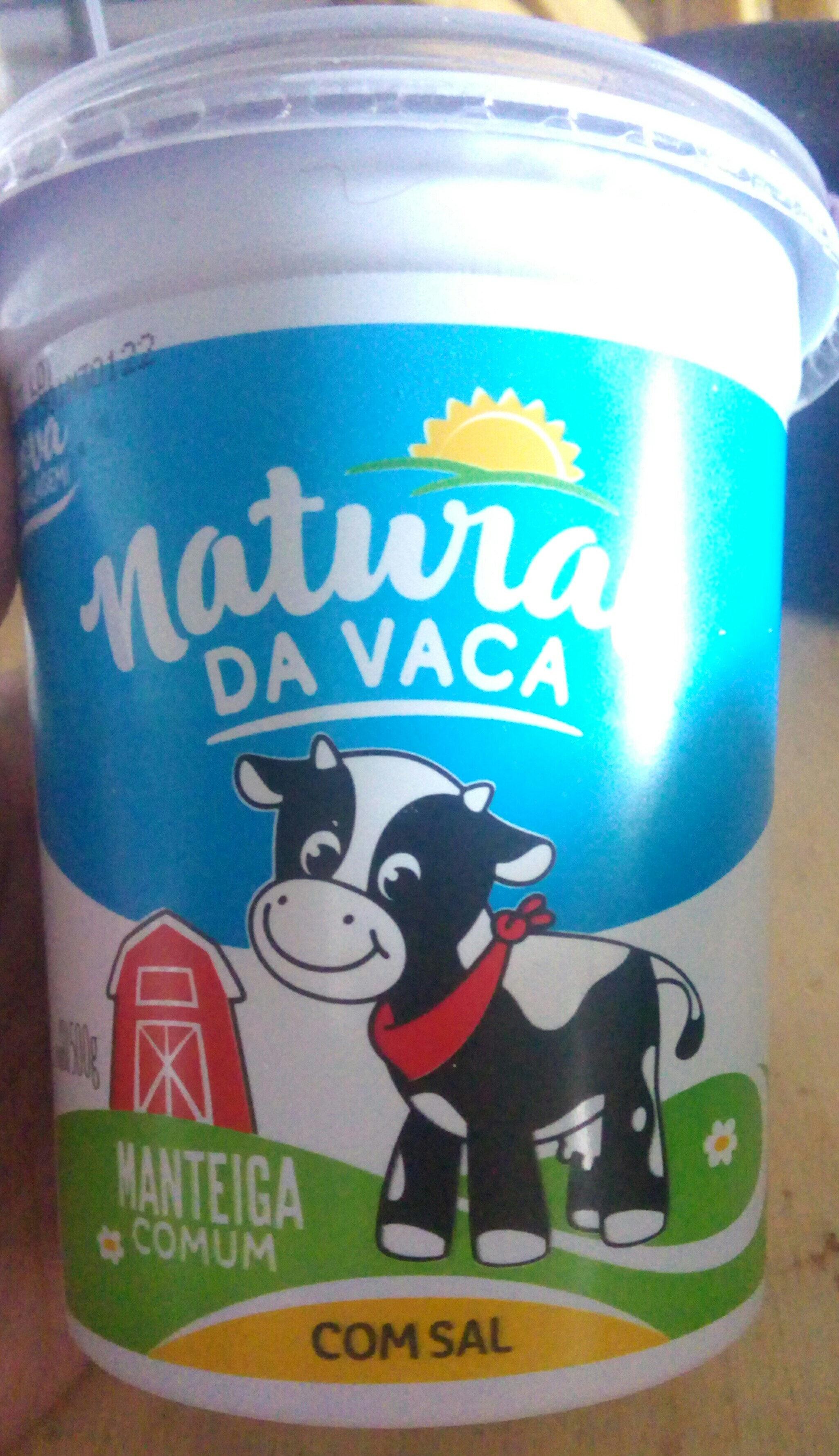 manteiga natural da vaca - Produto - pt
