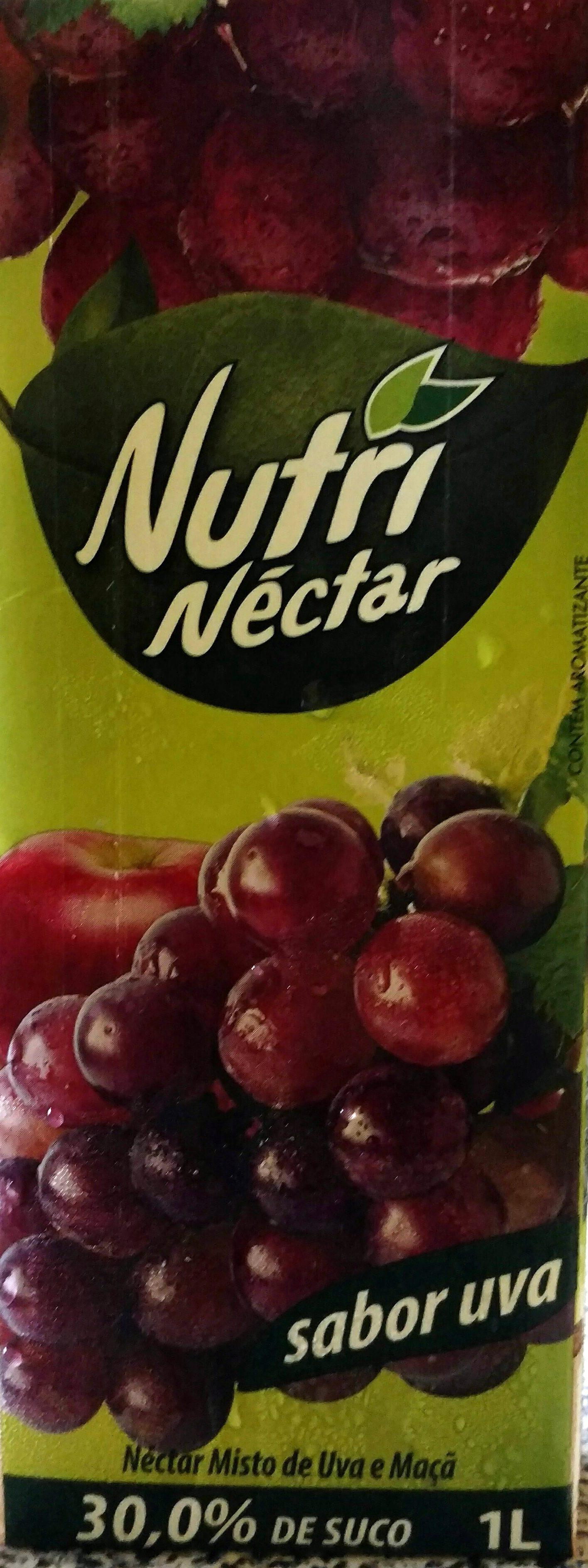 Nutri Néctar sabor uva - Produto - pt