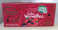 Polpa Mista de Frutas Vemelhas - Product - pt