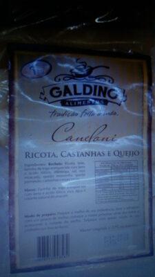 Caneloni - Produto - pt