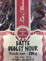 Datte Deglet Nour - Produto - fr