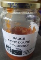 Sauce aigre douce biologique - Produit