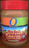 No stir Creamy Peanut Butter - Product