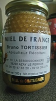 Miel de Châtaignier de France - Produit