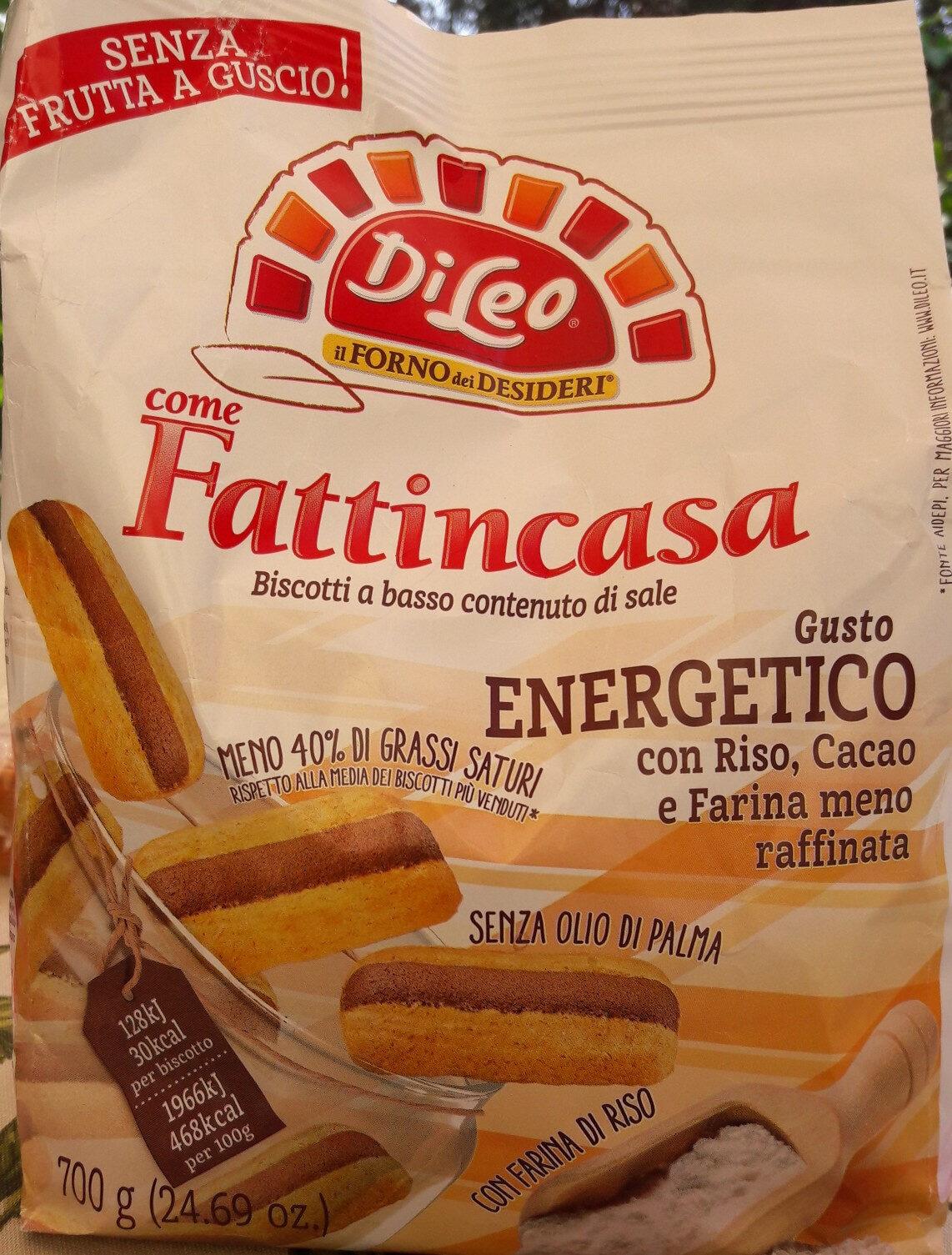 come Fattincasa gusto Energetico - Product